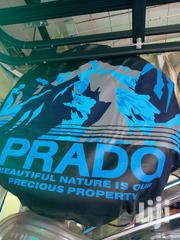 Prado Size 16 Spare Wheel Cover | Vehicle Parts & Accessories for sale in Nairobi, Nairobi Central