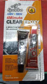 4 Minute Clear Epoxy | Manufacturing Materials & Tools for sale in Nairobi, Nairobi Central