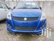 Suzuki Swift 2012 1.4 Blue | Cars for sale in Mombasa, Likoni