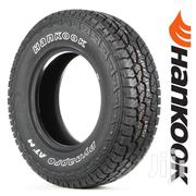 265/65/17 Hankook Tyre's Is Made In Korea   Vehicle Parts & Accessories for sale in Nairobi, Nairobi Central