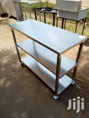 Stainless Steel  Tables | Manufacturing Materials & Tools for sale in Nairobi, Maringo/Hamza