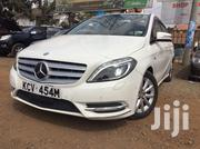 Mercedes-Benz B-Class 2012 White | Cars for sale in Nairobi, Kilimani