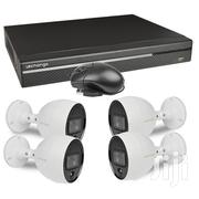 Lechange DK84R042 8-Channel 4MP DVR Security System KIT | Cameras, Video Cameras & Accessories for sale in Nairobi, Nairobi Central