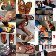 Beaded Open Leather Shoes | Shoes for sale in Nairobi, Nairobi Central