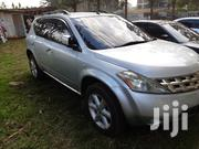 Nissan Murano 2006 3.5 Silver | Cars for sale in Kisumu, Central Kisumu