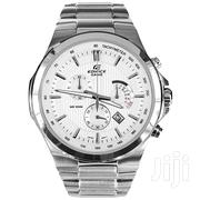 CASIO White Dials With Silver Stainless Steel Straps | Watches for sale in Nairobi, Nairobi Central