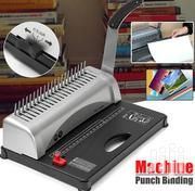 Binding Machine Paper Comb Punch Binder 21 Hole / 450 Sheets | Computer Accessories  for sale in Nairobi, Nairobi Central