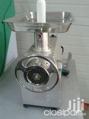 Stainless Steel Electric Meat Grinder Machine 250kg/H Capacity | Restaurant & Catering Equipment for sale in Nairobi, Nairobi Central