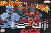 """Game Clayfighter""""For Super Nintendo Entertainment System Pal Version"""" 