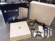 Playstation 4 Pro White Color | Video Game Consoles for sale in Kisumu, Central Kisumu