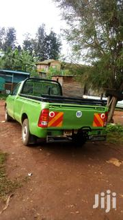 Toyota Hilux 2008 2.5 D-4D Green | Cars for sale in Murang'a, Township G