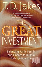 The Great Investment TD Jakes | Books & Games for sale in Nairobi, Nairobi Central