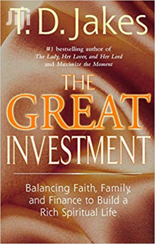 The Great Investment TD Jakes