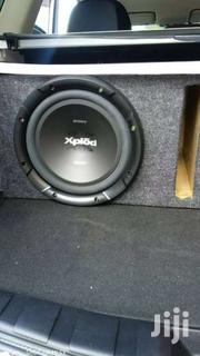 Sony 1800 Watts In Slot Cabinet Deep Earth Shaking Bass | Vehicle Parts & Accessories for sale in Nairobi, Nairobi Central