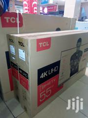 Tcl 55 Inch Smart Curved 4k Uhd | TV & DVD Equipment for sale in Nairobi, Nairobi Central
