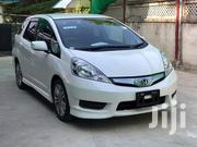 Honda Fit 2012 Automatic White | Cars for sale in Mombasa, Ziwa La Ng'Ombe