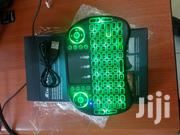 Backlit Wireless Mini Keyboard For Android Box,Smart TV And PC Brannew | Computer Accessories  for sale in Nairobi, Nairobi Central