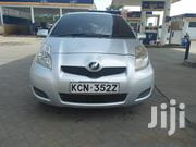 Toyota Vitz 2010 Silver   Cars for sale in Nyeri, Karatina Town