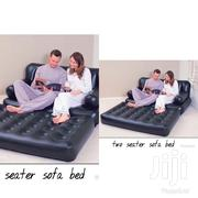 Two Seater Sofa Beds | Furniture for sale in Nairobi, Nyayo Highrise