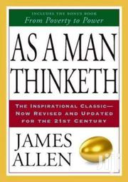 As A Man Thinketh - James Allen | Books & Games for sale in Nairobi, Nairobi Central