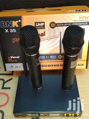 Professional Bnk X35 Wireless Microphone | Audio & Music Equipment for sale in Nairobi, Nairobi Central