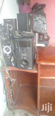 Selling A Hard Wood Tv Stanf | TV & DVD Equipment for sale in Mombasa, Junda