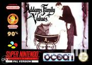Addams Family Values Game / Super Nintendo Entertainment Pal System | Video Game Consoles for sale in Nairobi, Nairobi Central