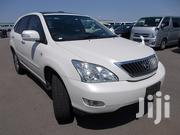 New Toyota Harrier 2012 White | Cars for sale in Mombasa, Tononoka
