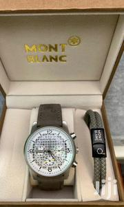 Mont Blanc Leather Watch | Watches for sale in Nairobi, Nairobi Central