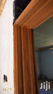 Mahogany Full Wall Door Frames Available | Doors for sale in Nairobi, Nairobi Central