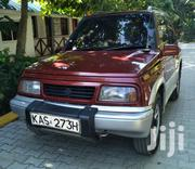 Suzuki Escudo 1998 Red | Cars for sale in Mombasa, Mji Wa Kale/Makadara
