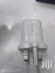 Infinix Fast Charger - White | Accessories for Mobile Phones & Tablets for sale in Nairobi, Nairobi Central