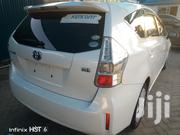 Toyota Prius 2012 Plugin Advanced White | Cars for sale in Mombasa, Shimanzi/Ganjoni