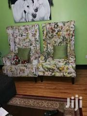 2 Flowered Arm Chairs. | Furniture for sale in Nairobi, Kilimani