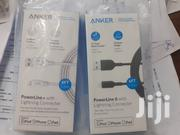 Genuine Anker Lightning Cable (6ft Long) | Accessories for Mobile Phones & Tablets for sale in Mombasa, Majengo
