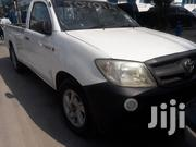 Toyota Hilux 2009 White | Cars for sale in Mombasa, Tudor