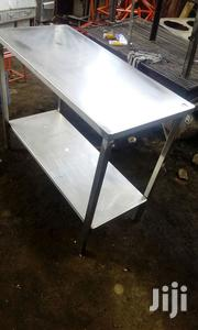 Stainlles Kitchen Tables | Furniture for sale in Nairobi, Pumwani