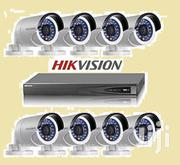 Hikvision 8 Channel Turbo Full HD CCTV Kit | Cameras, Video Cameras & Accessories for sale in Nairobi, Nairobi Central