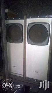 Vintage Wood Panneled Akai Speakers | Audio & Music Equipment for sale in Nairobi, Pangani