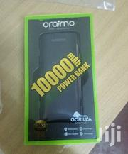 Oraimo Power Bank 10000mah White/Black | Accessories for Mobile Phones & Tablets for sale in Nairobi, Nairobi Central