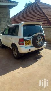 Mitsubishi Pajero IO 2002 White | Cars for sale in Kajiado, Ngong