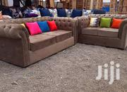 Chesterfield Sofa 5seater Best Offer | Furniture for sale in Nairobi, Ngara