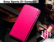 Sony Xperia Compact Flip Cover | Accessories for Mobile Phones & Tablets for sale in Mombasa, Mkomani