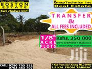 Prime Plots for Sale | Land & Plots For Sale for sale in Kilifi, Tezo