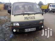Toyota GT1 2002 Gray | Buses for sale in Nairobi, Mowlem