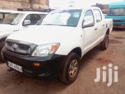Toyota Hilux 2007 2.5 D-4D White | Cars for sale in Nairobi, Ngara