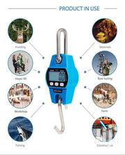Digital Hanging Crane Scale Portable Heavy Duty Scale 660lb/300KG | Store Equipment for sale in Nairobi, Nairobi Central