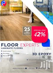 Laminate And 3d Epoxy Floor | Building & Trades Services for sale in Nairobi, Woodley/Kenyatta Golf Course