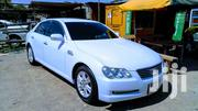 Toyota Mark X 2009 White | Cars for sale in Nairobi, Komarock