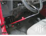 Car Steering Wheel To Pedal Lock Red | Vehicle Parts & Accessories for sale in Nairobi, Nairobi Central
